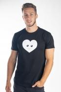 náhled - Srdéčko pánské tričko
