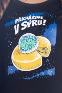 náhled - Přicházíme v sýru dámské tričko