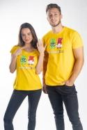 náhled - Novomanželé z želé pánské tričko