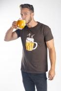 náhled - Na pivě pánské tričko