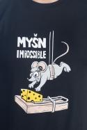 náhled - Myšn Impossible pánské tričko