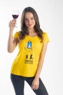 náhled - Vínotou dámské tričko