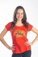 náhled - Sklípkan dámské tričko