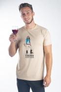 náhled - Vínotou pánské tričko