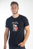 náhled - Dad metal pánské tričko
