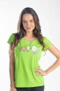 náhled - Nový člen dámské tričko