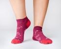 náhled - Přines víno kotníkové ponožky