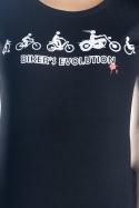 náhled - Bikers evolution dámské tričko