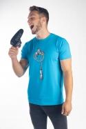 náhled - Ve sprše pánské tričko