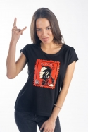 náhled - Známka punku dámské tričko