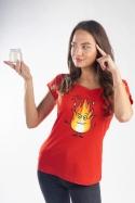 náhled - Pálí mi to dámské tričko
