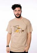 náhled - Pyramidy pánské tričko