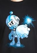 náhled - Časovaná bomba pánské tričko