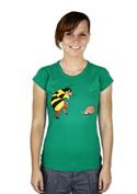 náhled - Pan včelka dámské tričko