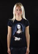 náhled - Mona Joker Lisa dámské tričko