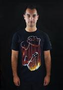 náhled - In God's Hands pánské tričko