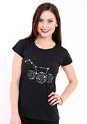 náhled - Velký vůz dámské tričko