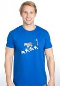 náhled - Zebra pánské tričko