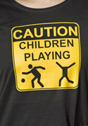 náhled - Children playing dámské tričko