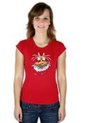náhled - Vejce Vetřelec dámské tričko