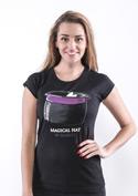 náhled - Magický klobouk dámské tričko