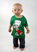 náhled - Svaly dětské tričko