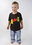 náhled - Gumídci dětské tričko