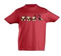 náhled - Opice dětské tričko