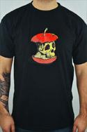 náhled - Dead Apple černé pánské tričko