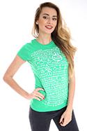náhled - Matematik zelené dámské tričko