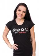 náhled - Černá ovce dámské tričko