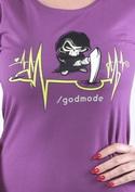 náhled - Boží zásah dámské tričko