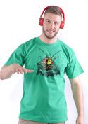 náhled - DJ cvrček pánské tričko