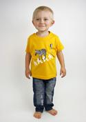 náhled - Zebra dětské tričko