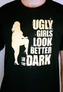 náhled - Ugly girls pánské tričko