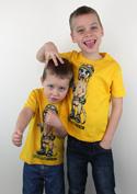 náhled - Surikata dětské tričko