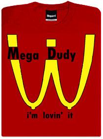 Detail návrhu Mega dudy