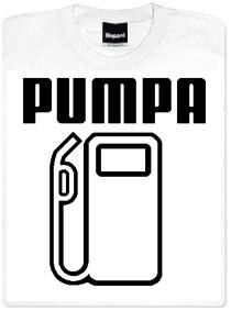 Detail návrhu Pumpa