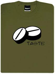 Detail návrhu Taste