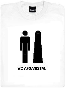 Detail návrhu WC Afganistán