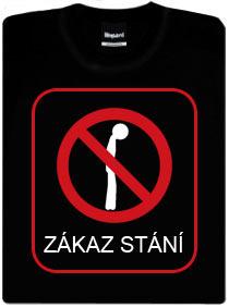 Zákaz stání
