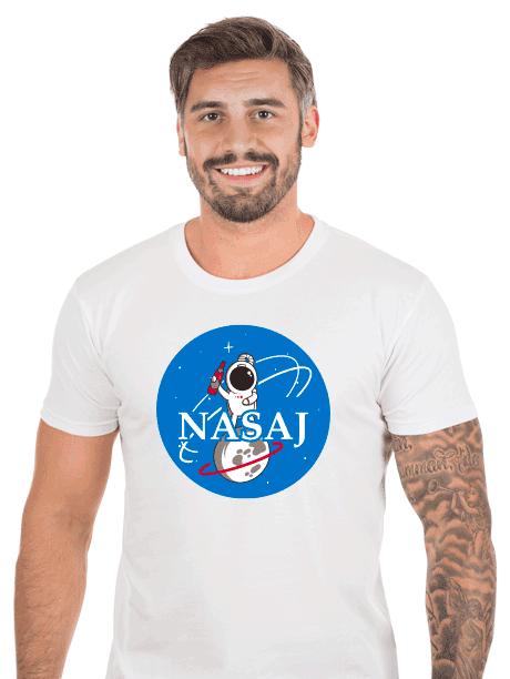 Pánské tričko  Nasaj