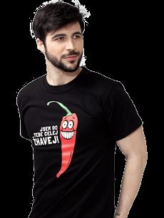 Pánské tričko Kiwi. Pánská trička   c8e1866e9b
