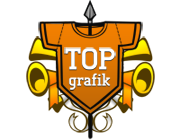 logo top grafiků