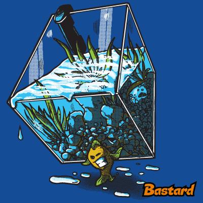 Migrující rybka