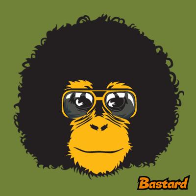 Retro opičák