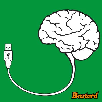 USB mozek