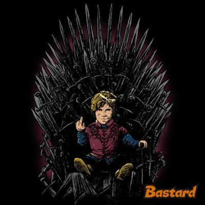 Tyrion na trůnu
