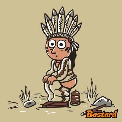 Indiánek