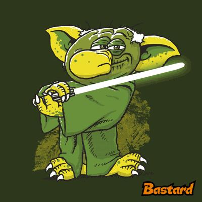 Yoda v rákosí